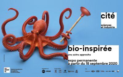 Bio-inspirée, une autre approche l'exposition